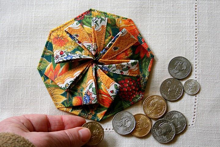 Tato: Pleated Coin Purse | Rosemary's Blog - photo#19