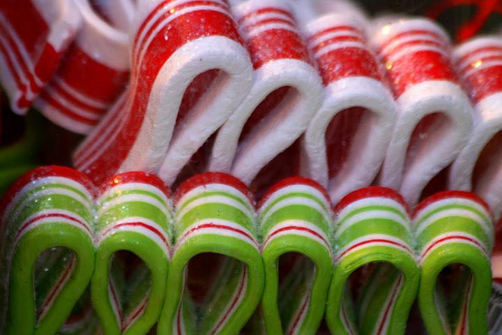 ribbon candy ornaments - Christmas Ribbon Candy
