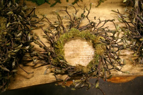 More woodsy wreaths from Oregon's Best Specialty Growers