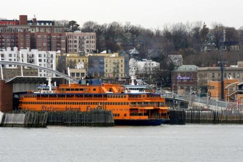 Free Staten Island Ferry