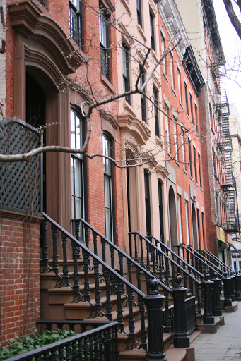 Historic row houses