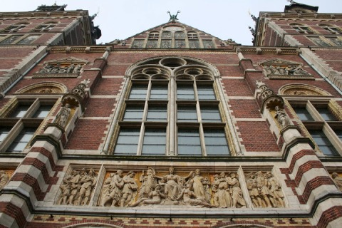 Newly re-opened Rijksmuseum