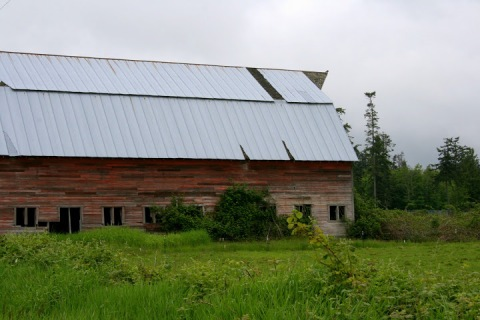 Another old barn