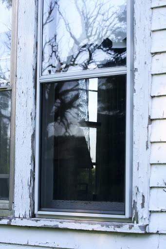 East side window