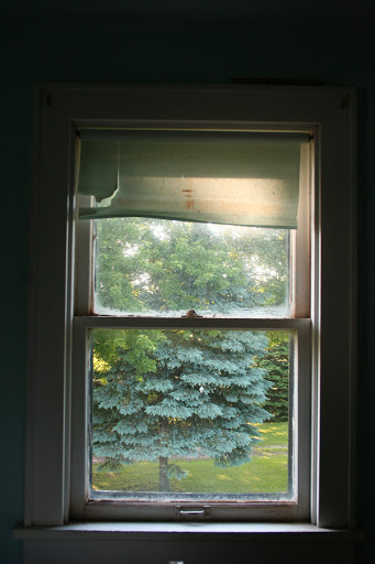 Farm house window