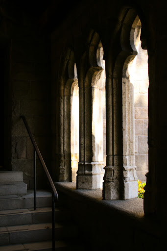 The Cloisters Museum entrance