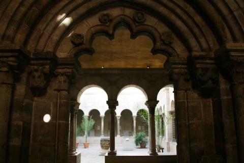 Another of the cloisters