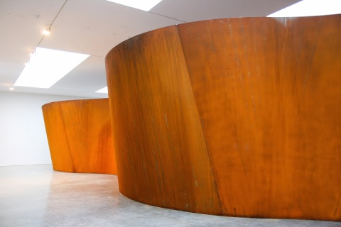 Richard Serra's Inside Out