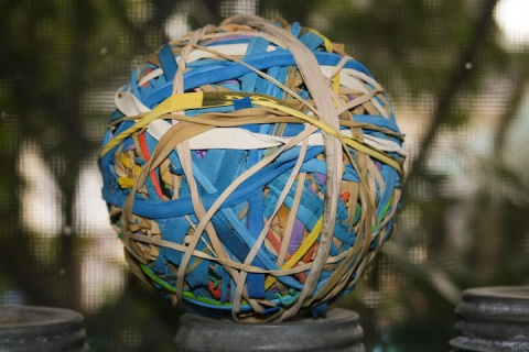 My rubber band ball