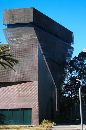 The de Young Museum, San Francisco