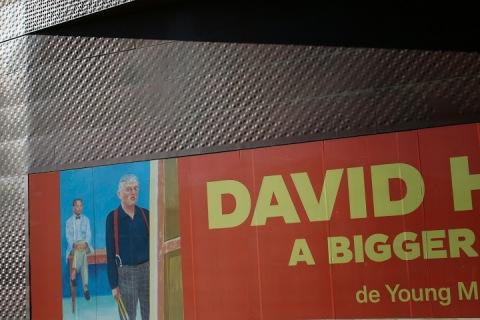 David Hockney: A Bigger Exhibition at the de Young Museum