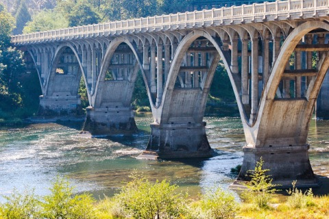 I-5 bridge over the North Umpqua River