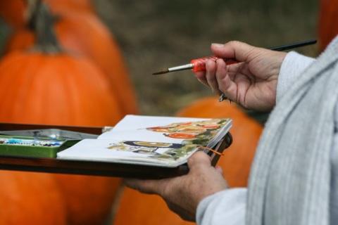 Bonnie's sketchbook