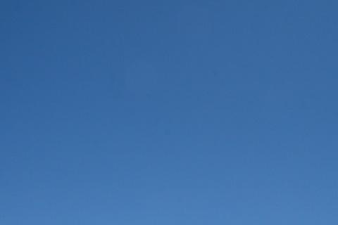 Blue skies of Nebraska