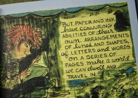 "From Lynda Barry's ""What It Is"""