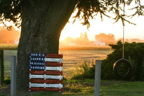 Patriotism in the Skagit Valley