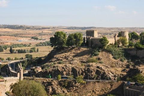 Toledo fortress
