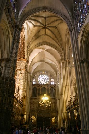 Interior, Toledo Cathedral