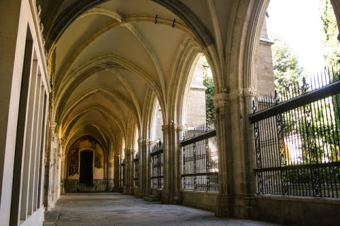 Cloisters, Toledo Cathedral