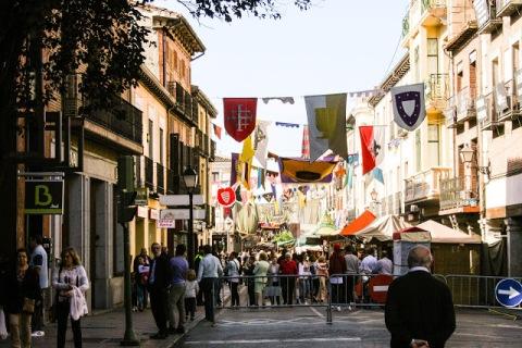 Cervantes Festival in Alcala de Henares