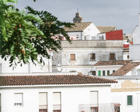 Jerez de la Frontera, one of Spain's white villages