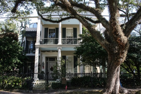 The Anne Rice house