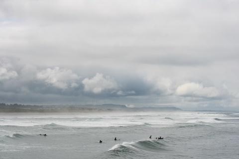 Surfers, Westport, WA