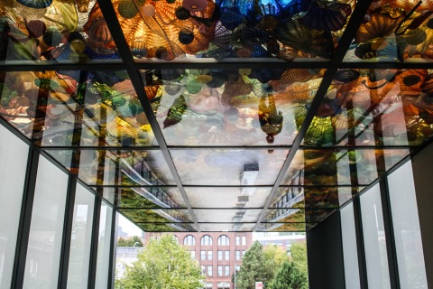 Chihuly Bridge of Glass, Tacoma