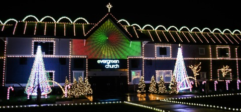 Evergreen Church in Bothell