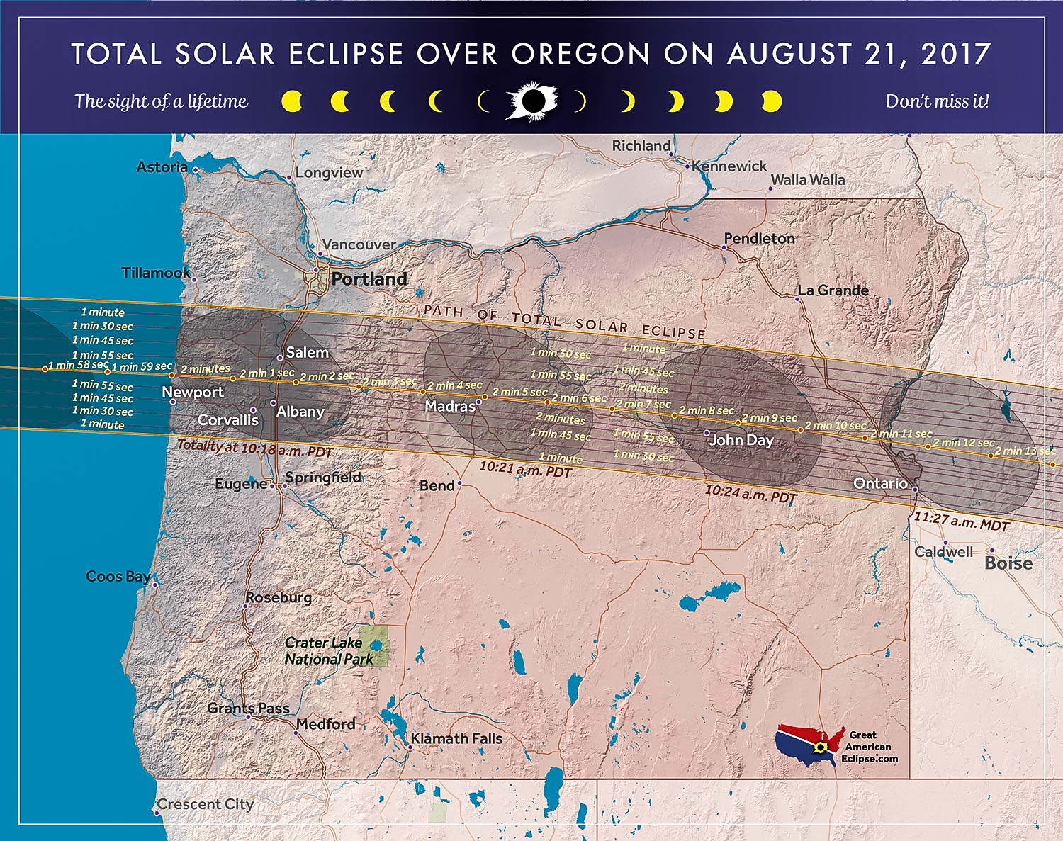 maps of path of totality  Rosemarys Blog