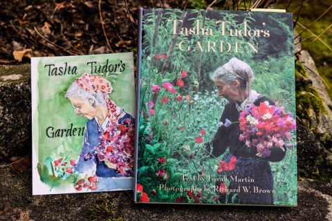 Tasha Tudor's Garden by Tovah Martin and Richard Brown